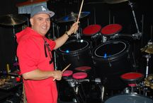 Dauz Artist Fausto Cuevas / Percussionist for Jennifer Lopez Stevie Wonder and many more. Fausto Uses Dauz drums for all his triggering situations.