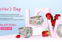 Best Ring Designs in 2017 Valentines Day / Looking for Best Valentines Jewelry for him or her So save yourself some time and money and choose our stylish and affordable jewelry as the Valentine's Day gifts of choice.