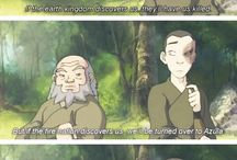 Avatar / The Last Airbender/The Legend of Korra