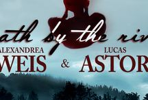 Death by the River by  Alexandrea Weis & Lucas Astor Reveal