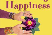 Unfolding Happiness / The new book by Ambika Devi MA and Vijay Jain MD to be released in 2016