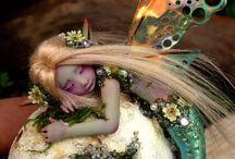 Fairies Fantasy and Dreams / Make-Believe