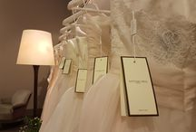 Sì SPOSA ITALIA 2016 / Antonio Riva espone alla settimana della moda sposa italiana dedicata alle collezioni 2017.