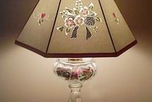 Lampshades / by Julie Bair