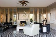 A Fashionable Home.