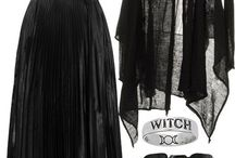 Witch fashion / #witchstyle #witchfashion #inspirations #AHS:Coven #witchclothes