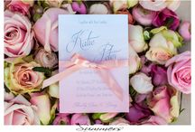 Pink Ombre wedding collection