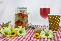 Salads / Salades / Ideas for gorgious salads / Idées pour réaliser de délicieuses salades