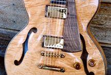 Guitarras / Obras de arte