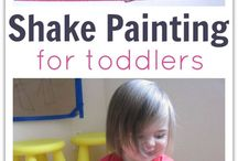 Valentine's Day Projects for Toddlers
