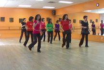 DANÇA: Line Dances