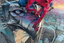 DC, Marvel Comics/Movies