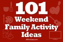 Weekend Activity Ideas