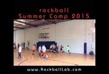 Rockball SUMMER CAMP 2015