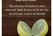Dark spot treatment