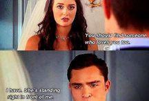 Chuck and Blair ;)