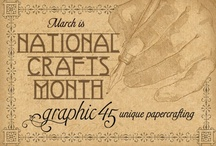 National Crafts Month 2012