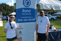 Work with Non-Profits / Rand Marketing is a proud supporter numerous local and national nonprofit organizations.