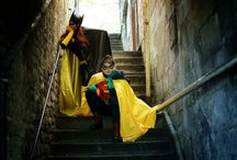 Robin Costume / by Corvus