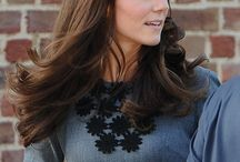 Kate and Wills  and Royals / by Sylvie Colledge