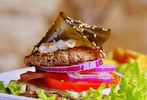 Organic Burgers @ Café do Rio