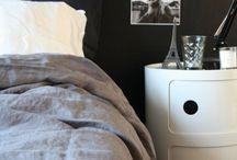 'nachtkastjes' Passie voor Slapen / Leuke nachtkastjes voor naast het bed!