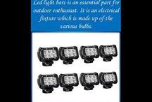 Our Led Light Bars For Sale Online
