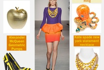 """Fashion Fused with Art / My Fashion fused with Art graphical presentation on my blog """"Kalapalette.blogspot.in"""