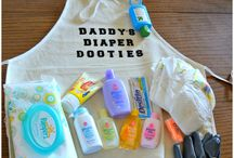 Diaper party gift ideas