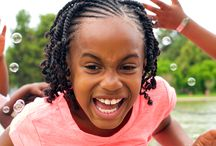 Hairstyles for Kids / Ebony Roots Hair knows the importance of taking care of your hair EARLY. ☀️ From haircuts, curls, braided styles to cornrows, Ebony will have your child looking great with the latest hairstyles for kids. The way you treat your #curls at a young age, will affect their well being in the future. For consultations email: ebony@mahoganyrevolution.com
