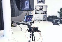 Photo studio hardware