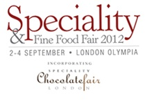 Speciality Fine Food LONDON 2012 / SweetJewels Exibitor  STAND n.80