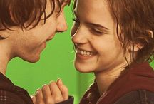 Ron and Hermione❤️⚡️ / Ron Weasley and Hermione Granger❤️⚡️