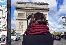 P A R I S / My adventures to Paris