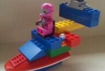 Ollie's Lego Creations