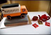 Wedding Cakes / Photographs of wedding cakes by Wedding Photographer Paul Rogers