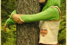 Nature and Myth / Pictures about trees, rain forests and peace for the ecosystem!