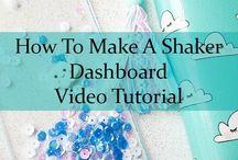 Shaker Dashboards