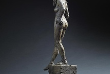 Figurative - sculpture / Bronze sculptures made by Hamish Mackie, all signed, dated and numbered editions