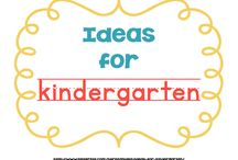 Kindergarten / Kindergarten ideas to make a teacher's life easier. Find inspiration and time-saving ideas right here on this board!