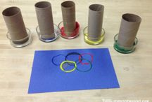 Olympic Activities  / by Karissa Will