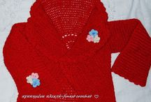crochet clothes for boys and girls / lovely crochet clothes for boys and girls