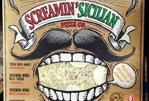 "Screamin Sicilian ""Open Wide"" / by Palermo's Pizza"