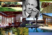 Frank Lloyd WRIGHT / by Jan Dutcher