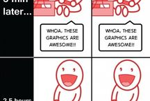 gaming and awesome