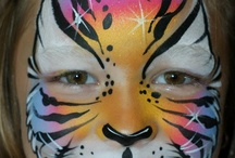 animals facepaint