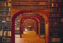 Libraries and Bookstores / The most beautiful libraries and bookstores from all around the world.