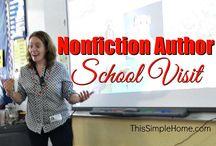 Writing: Nonfiction Author Ideas