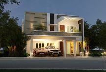 Luxury Villas in Kochi / Ready to occupy luxury Villas and Apartments in Kochi.