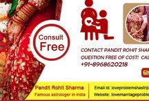 Love Marriage Specialist | +91-8968620218 | India / Love Marriage Specialist Rohit Sharma ji know in india as a Love Problem Solution Rohit Sharma ji. He solve all problem with the help of Love marriage Problem Solve